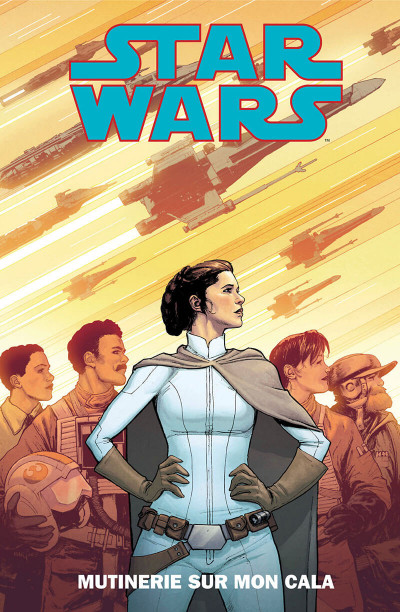 Page 1 Star wars tome 8
