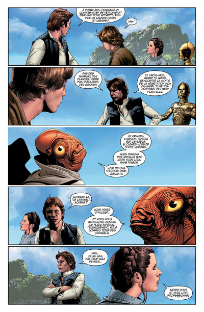 Page 8 Star wars tome 8