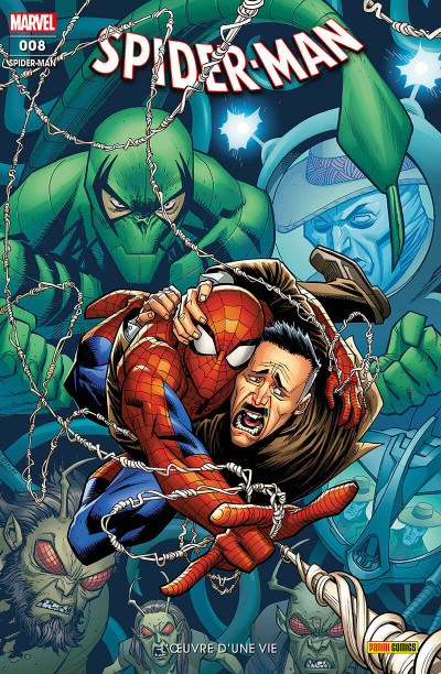 Couverture Spider-man (fresh start) tome 8