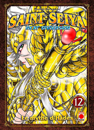 Couverture Saint Seiya - next dimension tome 12