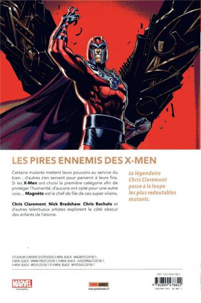 Dos X-men - Black