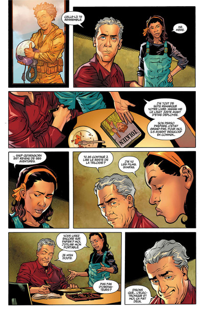 Page 7 X-men - Black