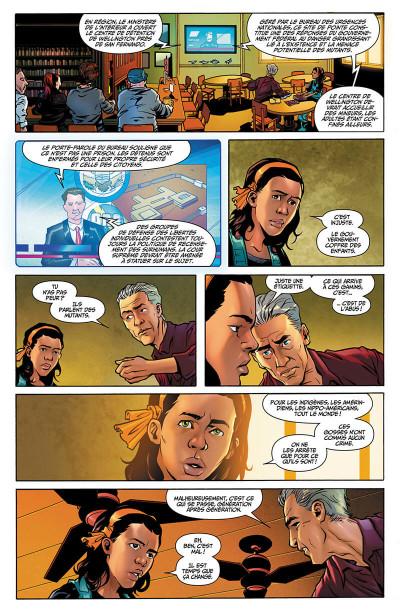 Page 9 X-men - Black