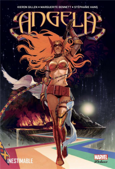 Couverture Angela - Assassin d'Asgard