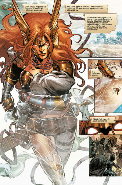 Page 8 Angela - Assassin d'Asgard