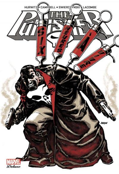 Couverture Punisher max - Six heures à vivre