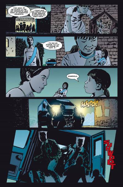 Page 6 Punisher max - Six heures à vivre