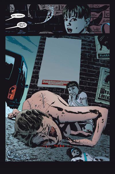 Page 7 Punisher max - Six heures à vivre