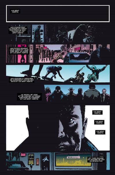 Page 9 Punisher max - Six heures à vivre
