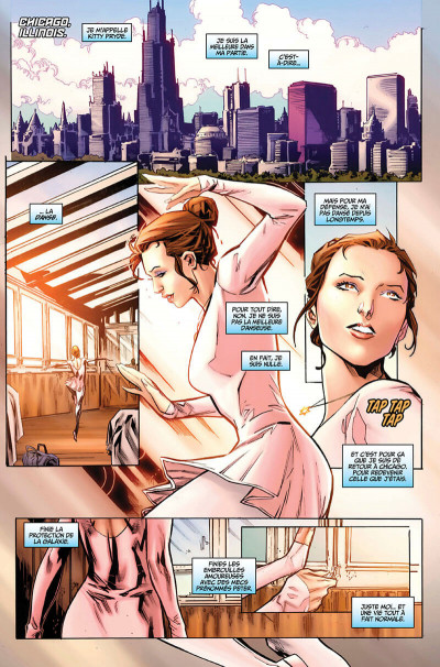 Page 7 X-men gold tome 1