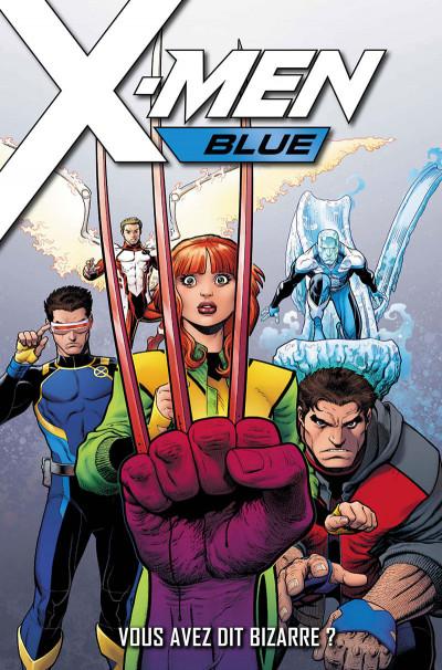 Page 1 X-men blue tome 1