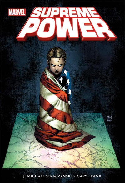 Couverture Supreme power