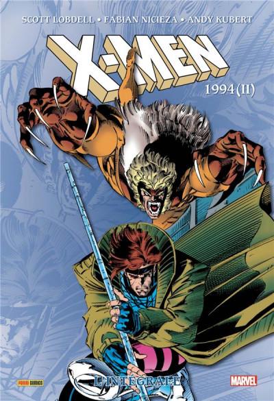 Couverture X-Men - intégrale tome 38 - 1994 (II)