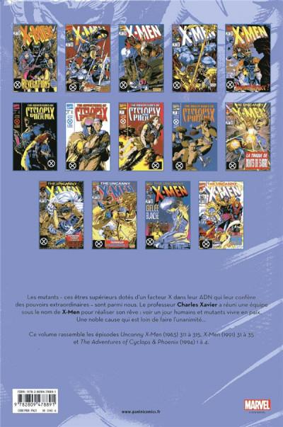 Dos X-Men - intégrale tome 38 - 1994 (II)