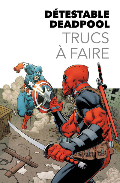 Page 1 Marvel legacy - Détestable deadpool tome 2