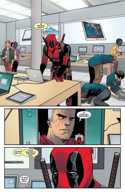 Page 5 Marvel legacy - Détestable deadpool tome 2