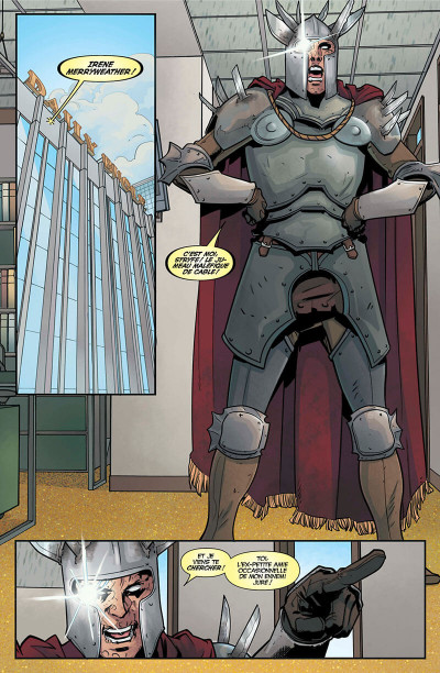 Page 6 Marvel legacy - Détestable deadpool tome 2