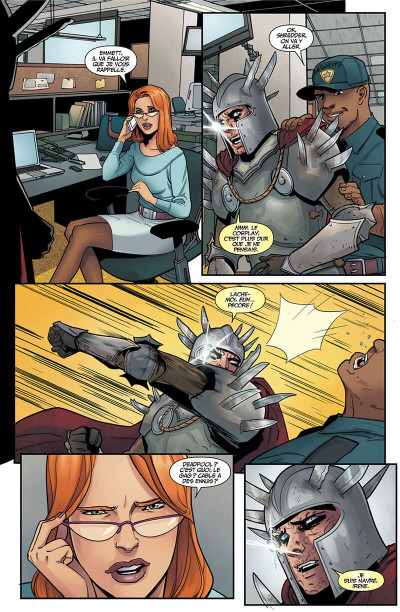 Page 7 Marvel legacy - Détestable deadpool tome 2