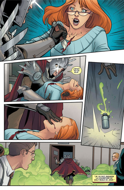 Page 8 Marvel legacy - Détestable deadpool tome 2