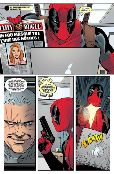 Page 9 Marvel legacy - Détestable deadpool tome 2