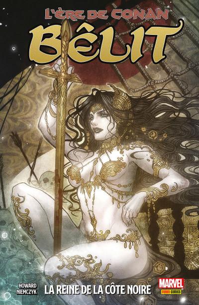 Couverture L'ère de Conan - Bêlit, la reine de la côte noire