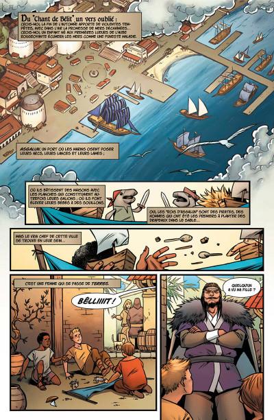 Page 5 L'ère de Conan - Bêlit, la reine de la côte noire