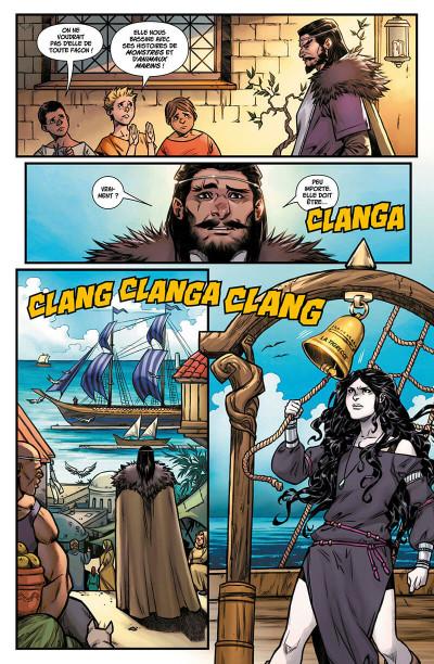 Page 6 L'ère de Conan - Bêlit, la reine de la côte noire