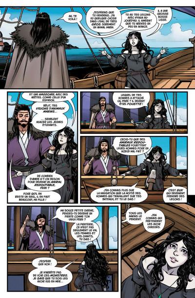 Page 7 L'ère de Conan - Bêlit, la reine de la côte noire
