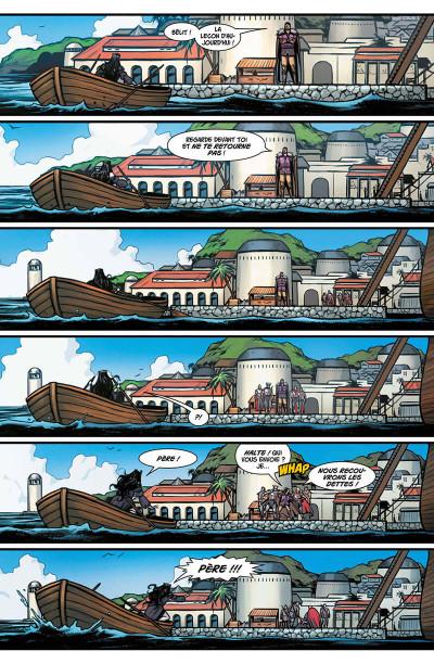 Page 9 L'ère de Conan - Bêlit, la reine de la côte noire