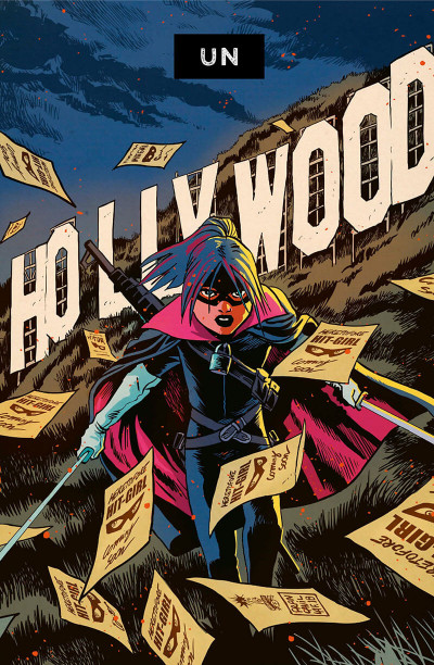 Page 5 Hit girl à Hollywood