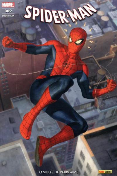 Couverture Spider-man (fresh start) tome 9