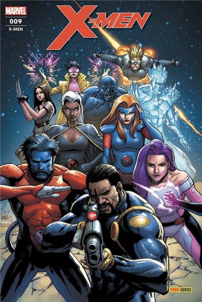 Couverture X-men (fresh start) tome 9