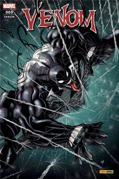 Couverture Venom (fresh start) tome 5