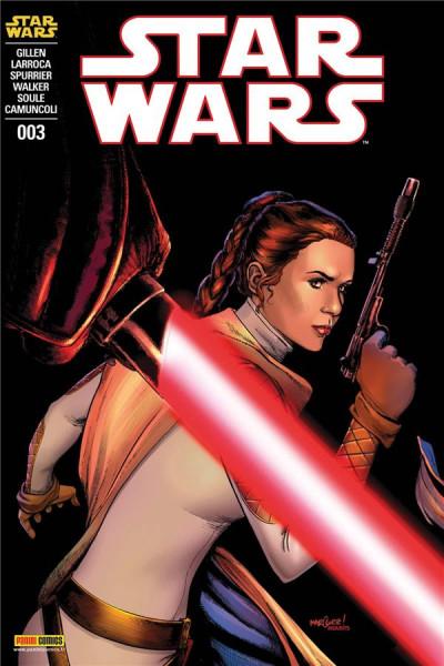 Couverture Star wars - fascicule série 3 tome 3 (couverture 1/2)