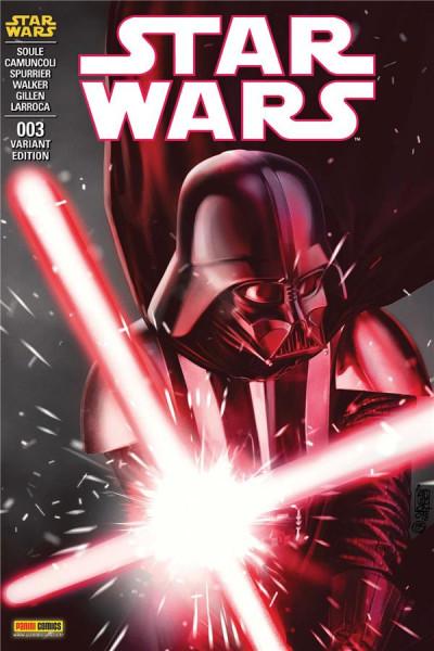 Couverture Star wars - fascicule série 3 tome 3 (couverture 2/2)