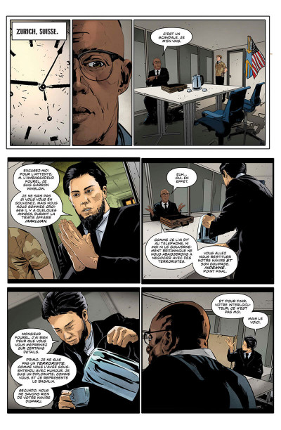 Page 7 Punisher (fresh marvel) tome 1