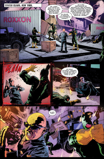 Page 9 Punisher (fresh marvel) tome 1