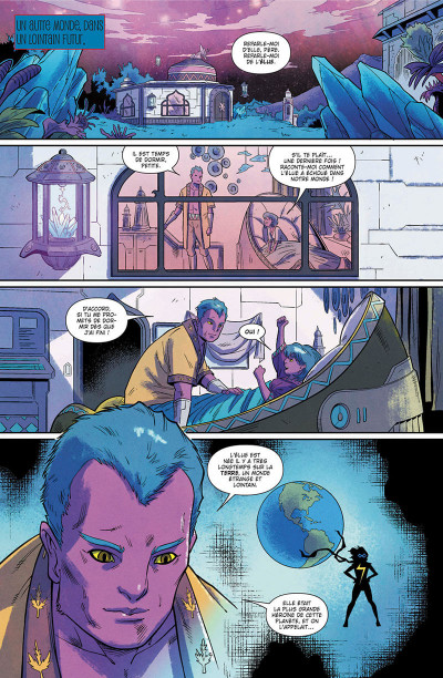 Page 5 Magnificient Ms Marvel tome 1