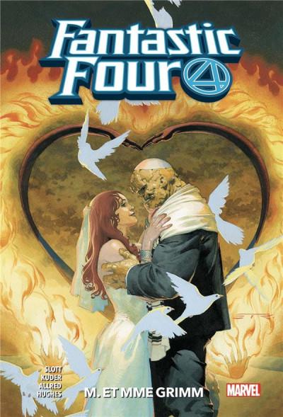 Couverture Fantastic four tome 2