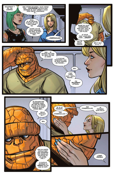 Page 8 Fantastic four tome 2