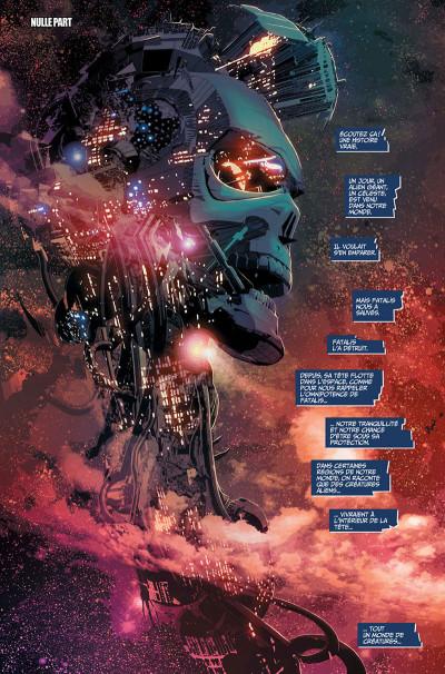 Page 7 Les Gardiens de la Galaxie - Secret wars