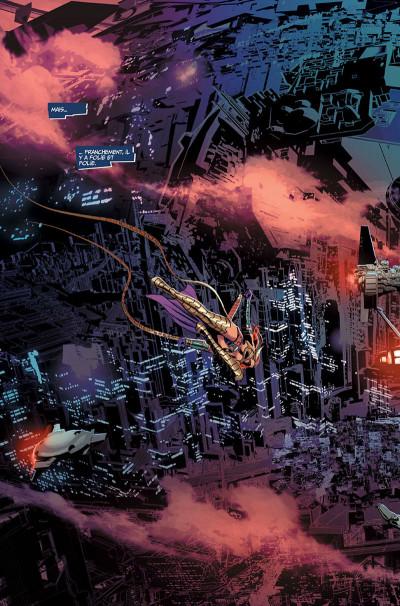 Page 8 Les Gardiens de la Galaxie - Secret wars