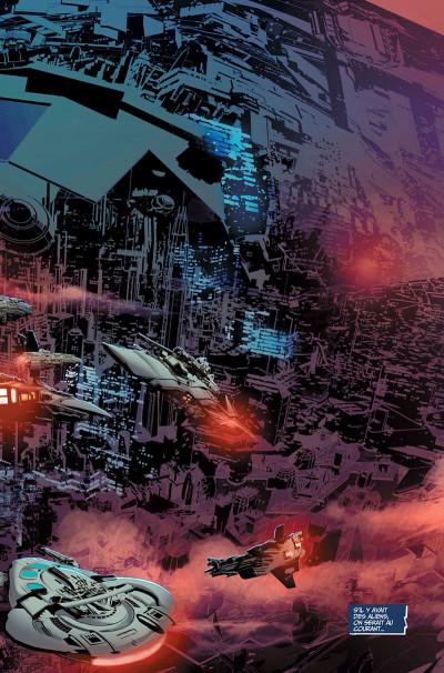 Page 9 Les Gardiens de la Galaxie - Secret wars