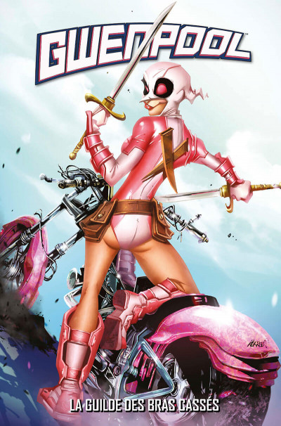 Page 1 Gwenpool tome 1