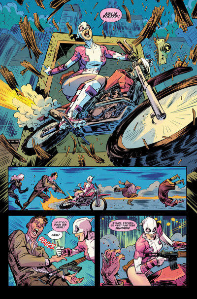 Page 8 Gwenpool tome 1