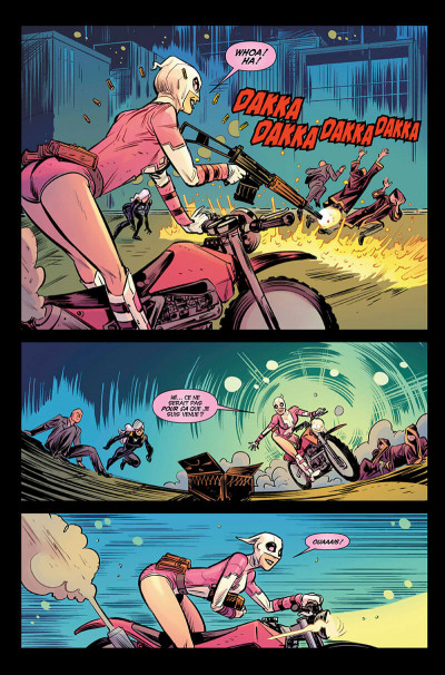 Page 9 Gwenpool tome 1