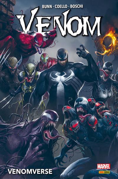 Couverture Venom verse