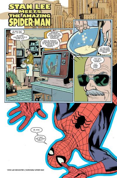 Page 6 Stan Lee rencontre...