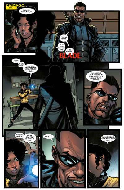 Page 6 Marvel legacy - Iron man tome 2