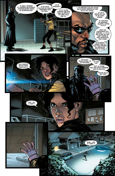 Page 7 Marvel legacy - Iron man tome 2